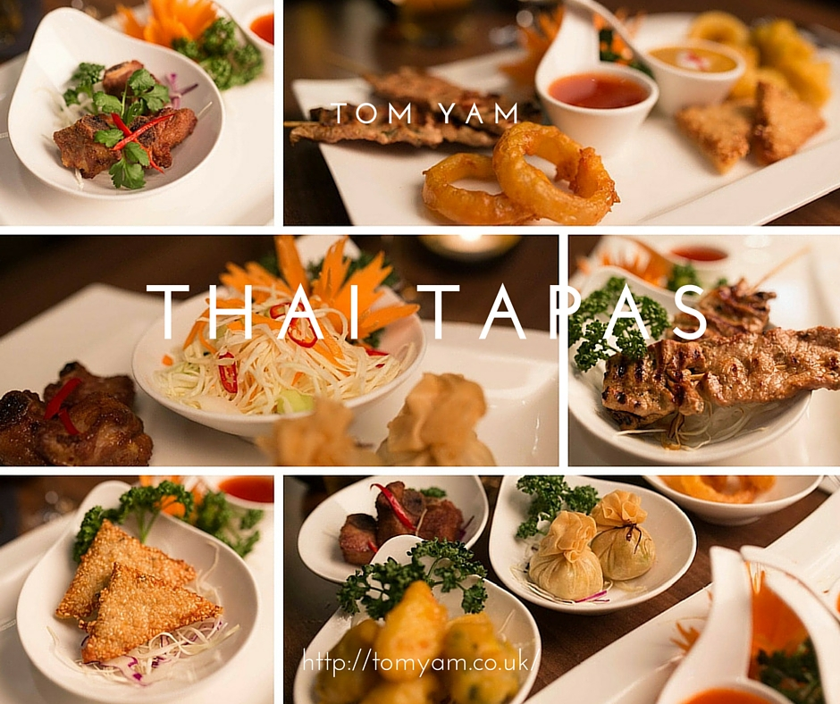 Thai Tapas at Tom Yam® | Tom Yam®